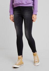 Even&Odd - Jeans Skinny - washed black - 0