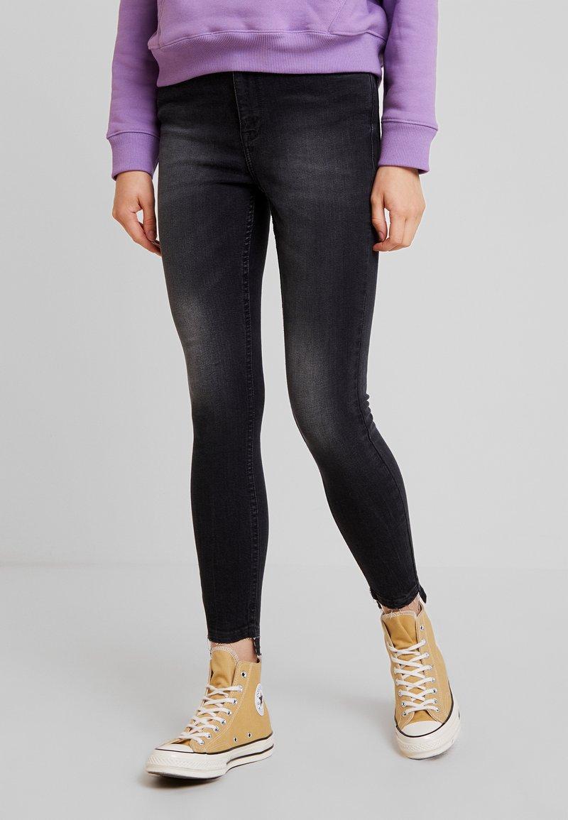 Even&Odd - Jeans Skinny - washed black