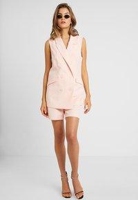 Even&Odd - Shorts - pink - 1