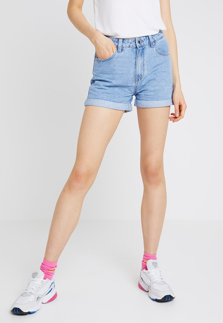 Even&Odd - Short en jean - light blue