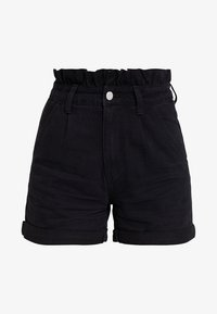 Even&Odd - Shorts - black denim - 4
