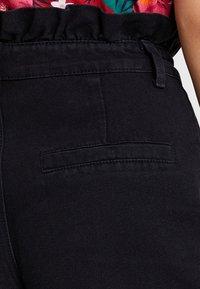 Even&Odd - Shorts - black denim - 5