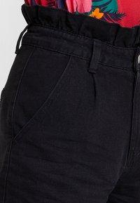 Even&Odd - Shorts - black denim - 3