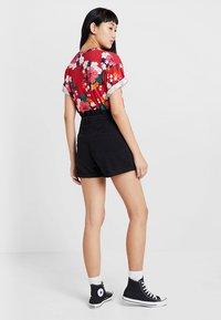 Even&Odd - Shorts - black denim - 2