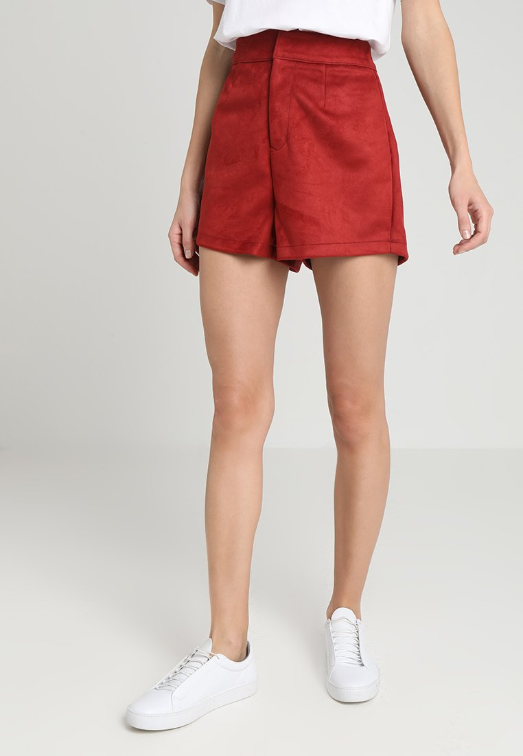 Even&Odd - Shorts - red