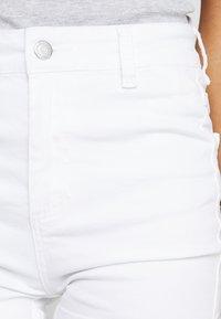 Even&Odd - Denim shorts - white - 4