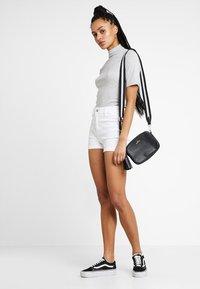 Even&Odd - Denim shorts - white - 1