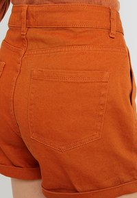 Even&Odd - Denim shorts - light brown - 5