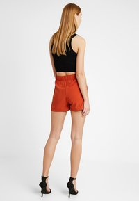 Even&Odd - Shorts - rusty red - 2