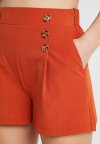 Even&Odd - Shorts - rusty red - 4