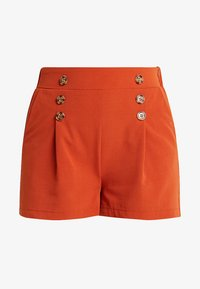 Even&Odd - Shorts - rusty red - 3