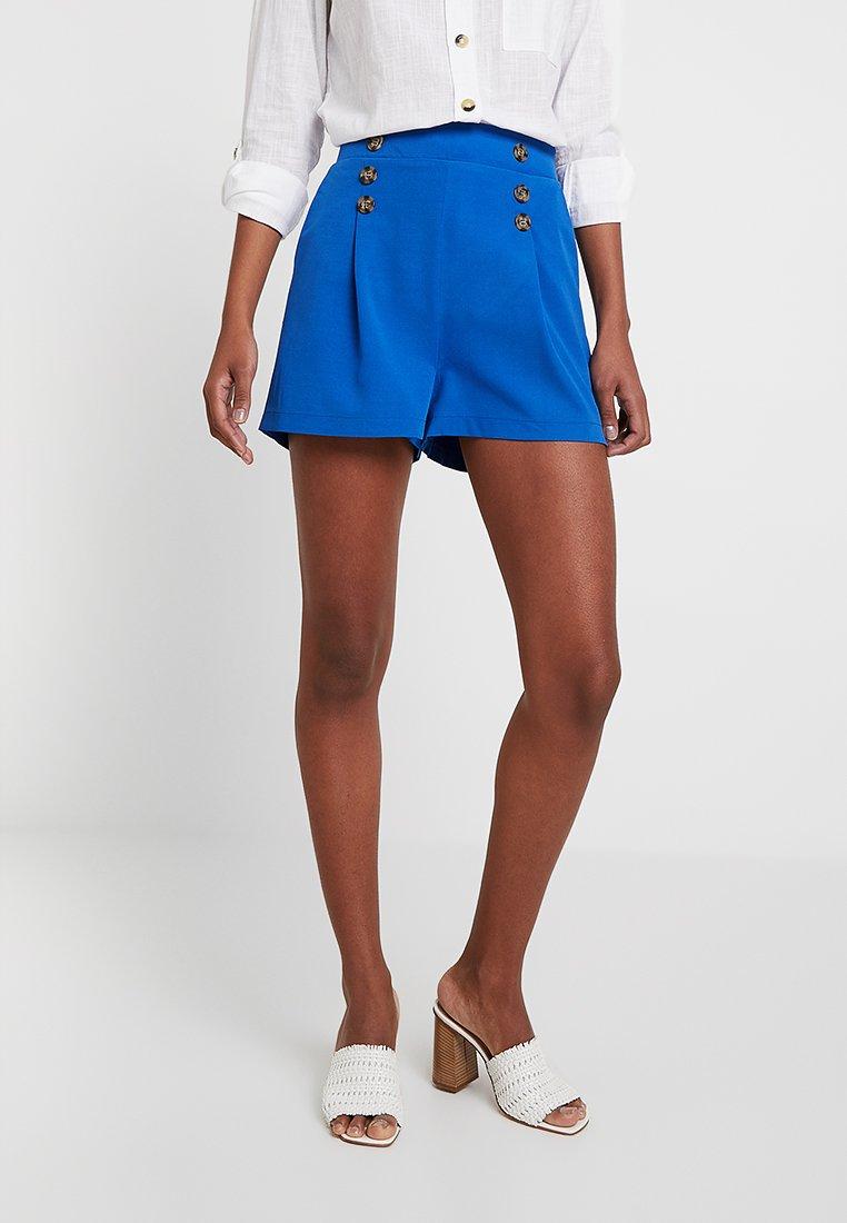 Even&Odd - Shorts - blue