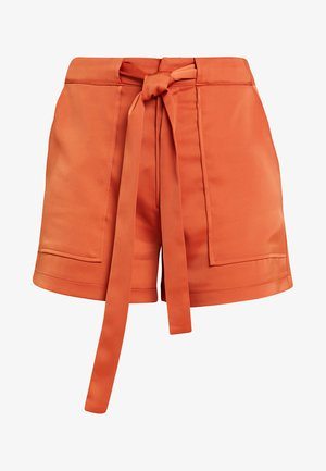 Shorts - rusty red
