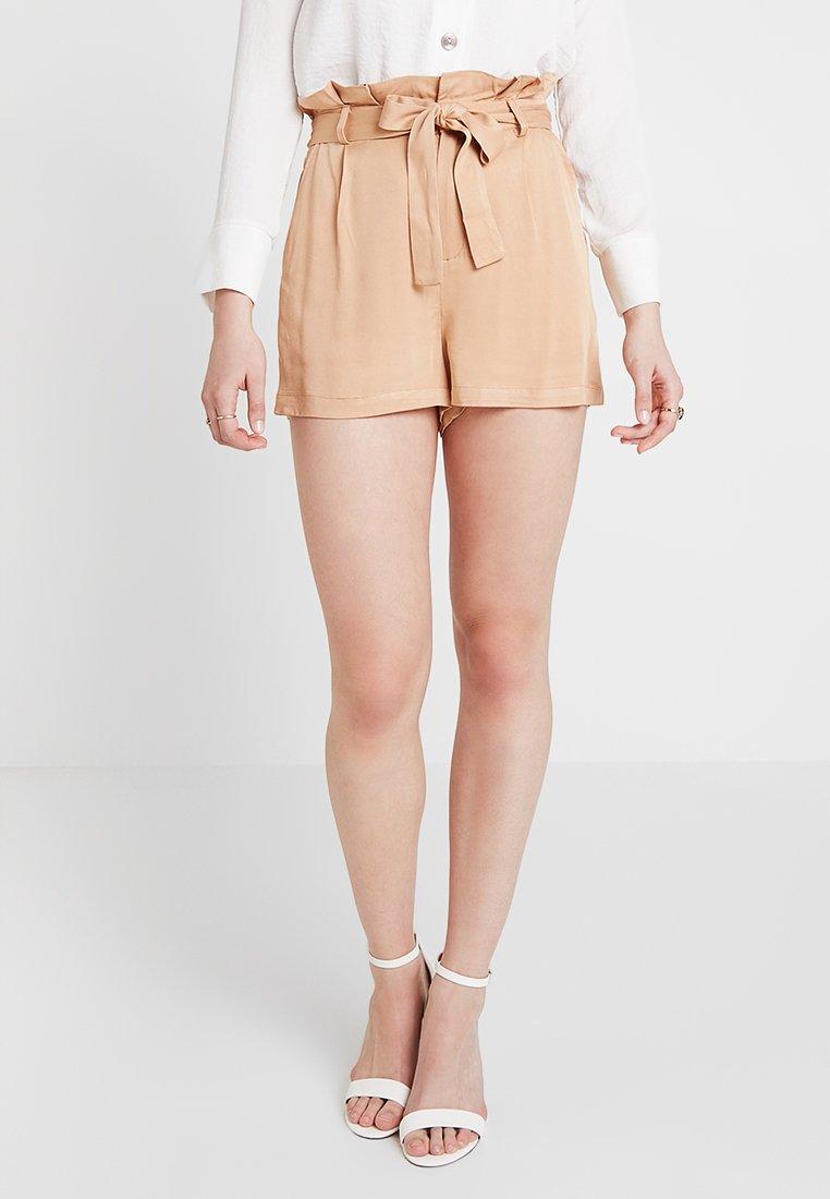 Even&Odd - Shorts - tan
