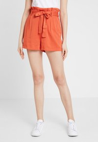 Even&Odd - Shorts - red - 0