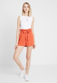 Even&Odd - Shorts - red - 1