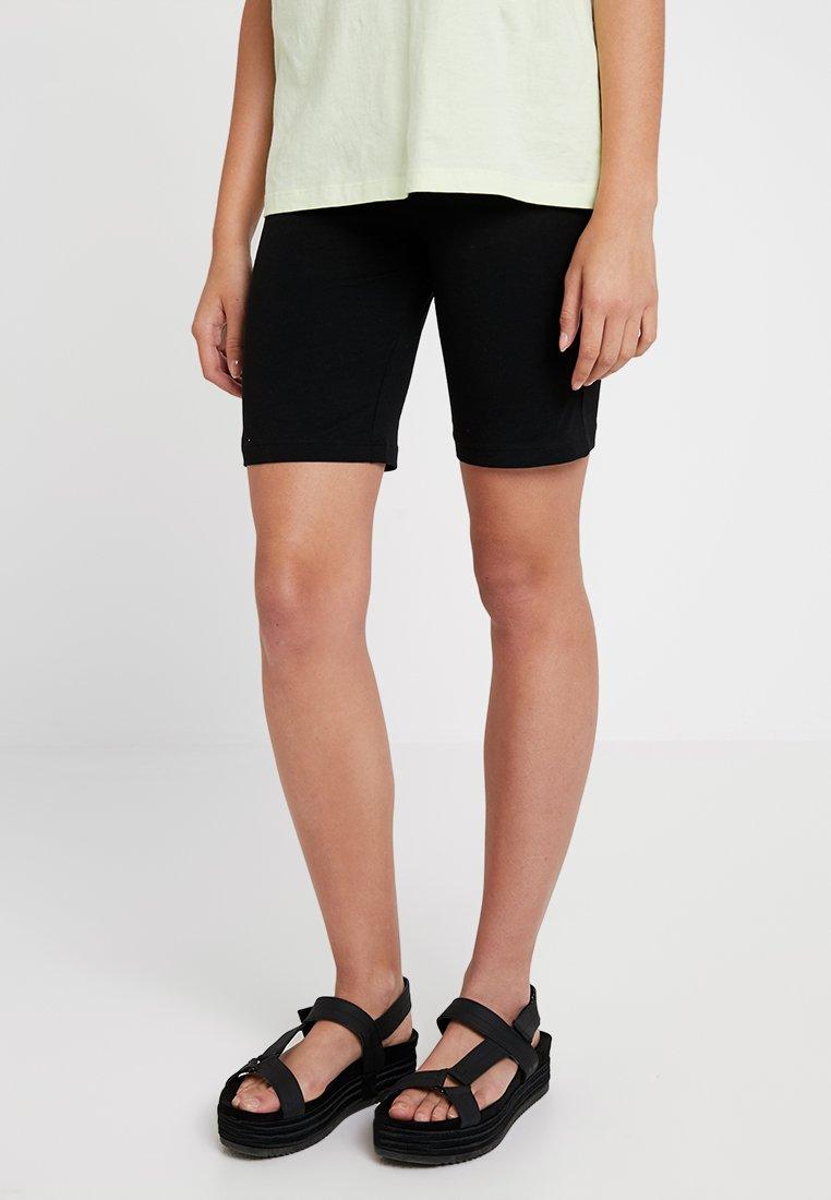 Even&Odd - 2 PACK - Short - khaki/black