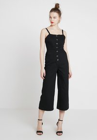 Even&Odd - Tuta jumpsuit - black - 0