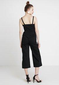 Even&Odd - Tuta jumpsuit - black - 2