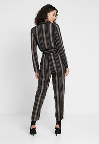 Even&Odd - Jumpsuit - black/multicoloured - 3