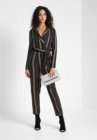 Even&Odd - Jumpsuit - black/multicoloured - 2