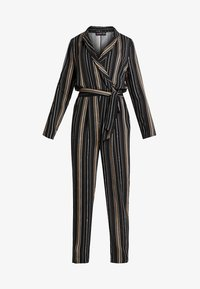 Even&Odd - Jumpsuit - black/multicoloured - 5
