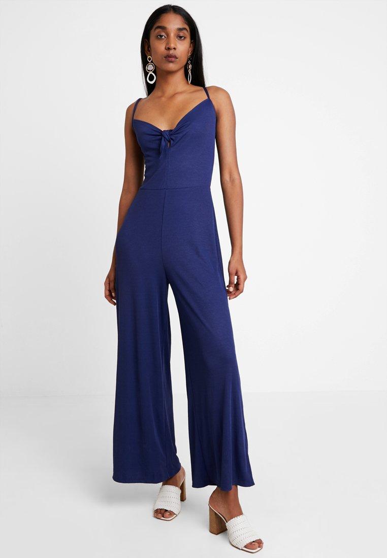 Even&Odd - Jumpsuit - dark blue