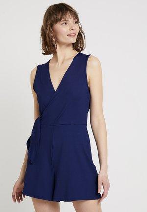 Overall / Jumpsuit /Buksedragter - dark blue