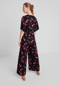 Even&Odd - Jumpsuit - red/black - 3