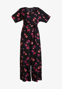 Even&Odd - Jumpsuit - red/black - 6