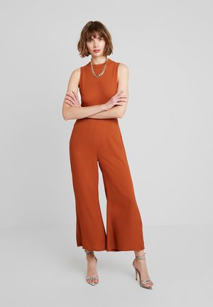 Tuta jumpsuit - rusty red as proto
