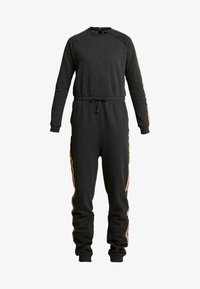 Even&Odd - Overall / Jumpsuit /Buksedragter - dark grey - 4