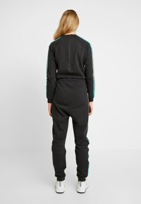 Even&Odd - Overall / Jumpsuit /Buksedragter - dark grey - 2