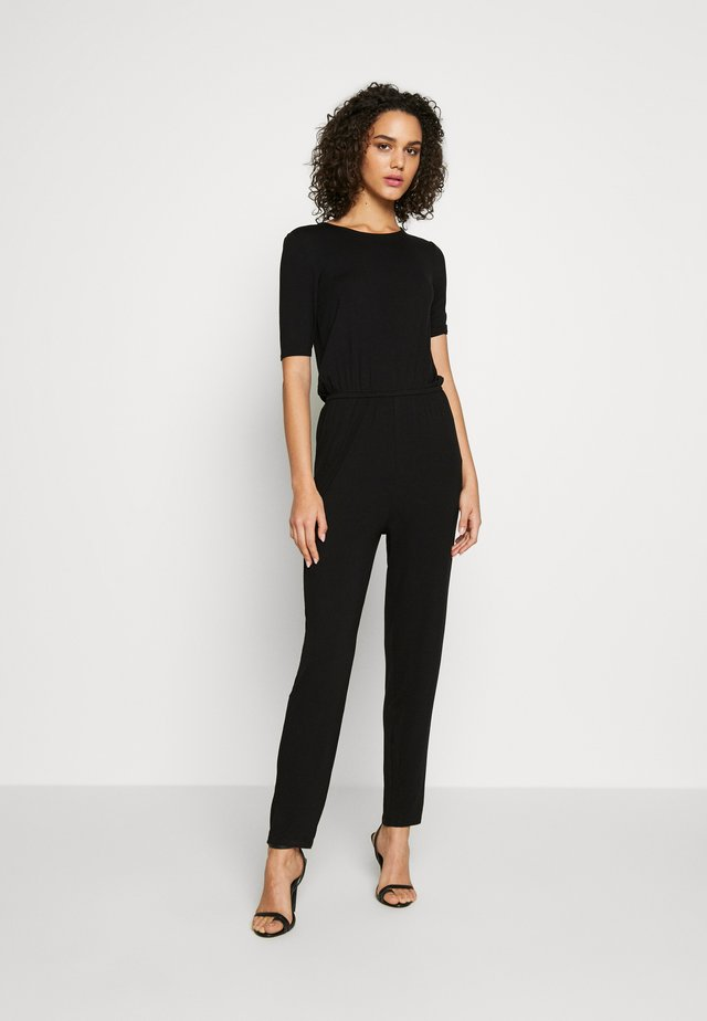 BASIC - Jumpsuit - Kombinezon -  black