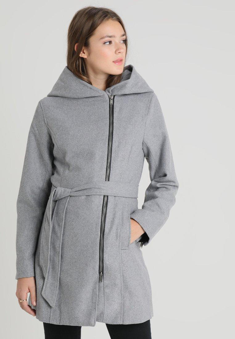 Even&Odd - Manteau court - light grey melange