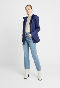 Even&Odd - Classic coat - dark blue - 1