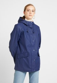 Even&Odd - Classic coat - dark blue - 0