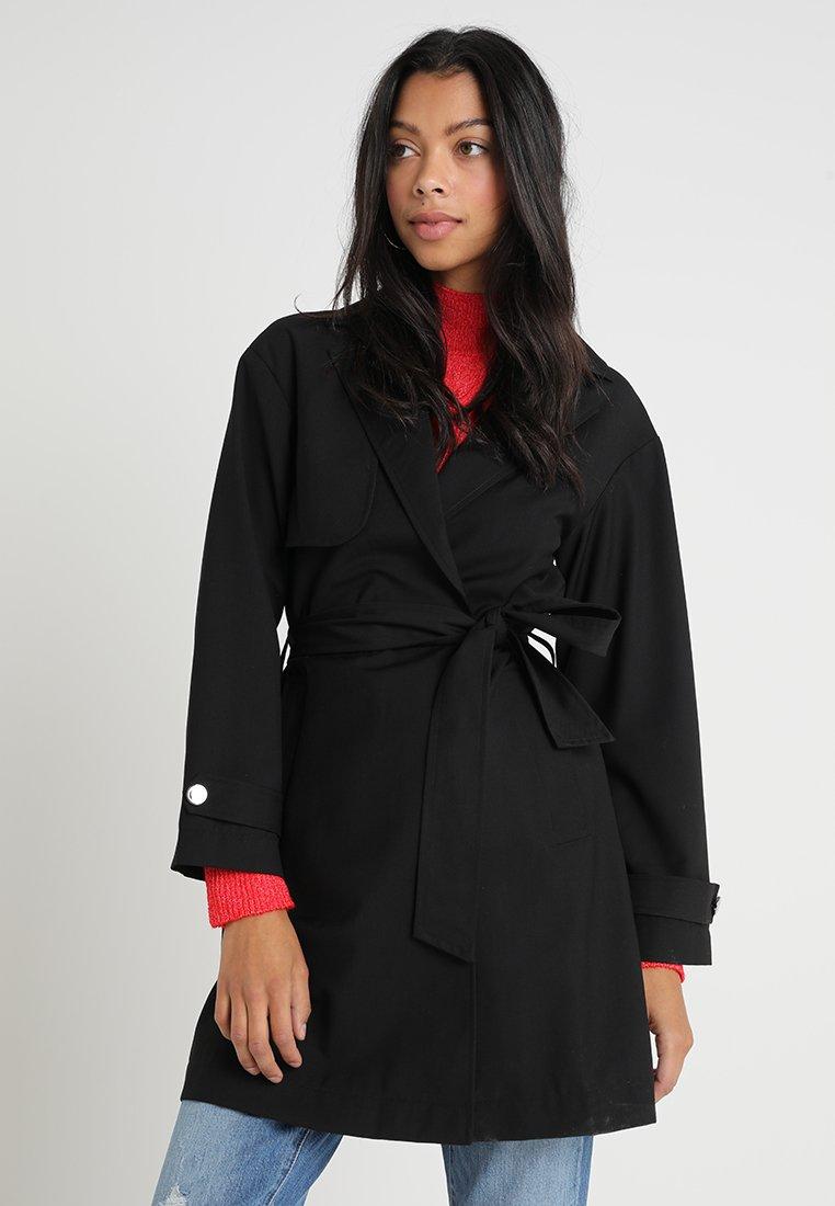 Even&Odd - Trenchcoat - black