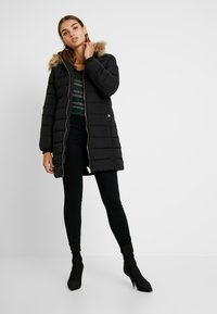 Even&Odd - Classic coat - black - 1