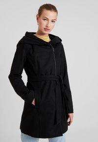 Even&Odd - Zimní kabát - black - 0