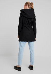 Even&Odd - Zimní kabát - black - 2