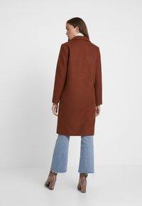 Even&Odd - Zimní kabát - copper - 2