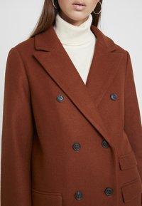 Even&Odd - Zimní kabát - copper - 4