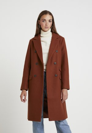 Classic coat - copper
