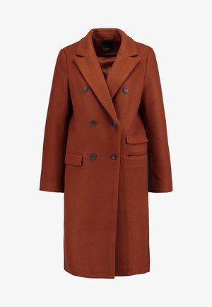 Zimní kabát - copper