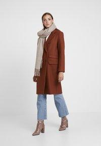 Even&Odd - Zimní kabát - copper - 1