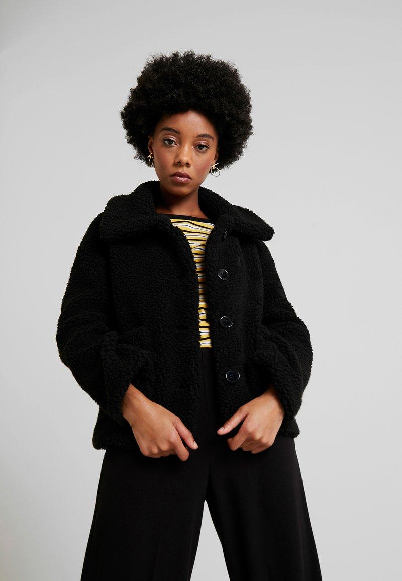 Even&Odd - Zimní bunda - black