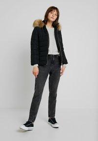 Even&Odd - Down jacket - black - 1