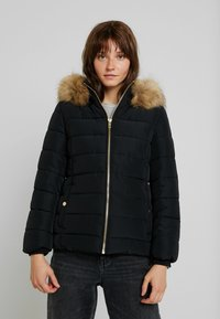 Even&Odd - Down jacket - black - 0