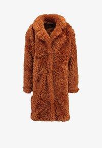 Even&Odd - Classic coat - camel - 4